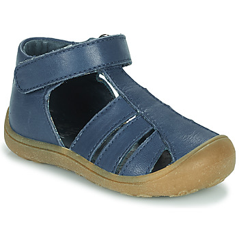 Topánky Deti Sandále Little Mary LETTY Modrá