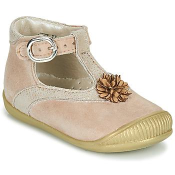 Topánky Dievčatá Sandále Little Mary GENTIANE Béžová