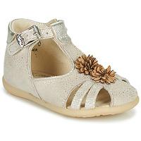 Topánky Dievčatá Sandále Little Mary GLADYS Béžová