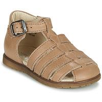 Topánky Deti Sandále Little Mary LIXY Béžová