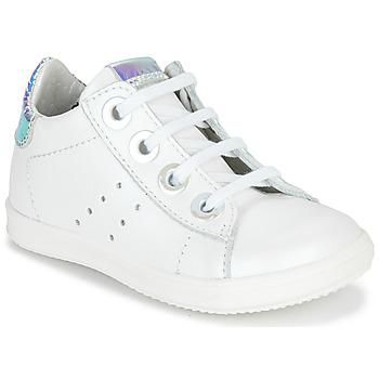Topánky Dievčatá Nízke tenisky Little Mary DOROTHE Biela