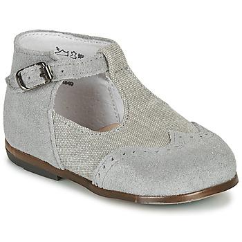 Topánky Chlapci Sandále Little Mary FRANCOIS Šedá
