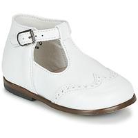 Topánky Deti Sandále Little Mary FRANCOIS Biela
