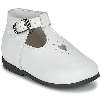 Topánky Dievčatá Sandále Little Mary NANNY SP Biela