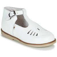 Topánky Deti Sandále Little Mary SURPRISE Biela