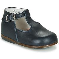 Topánky Dievčatá Sandále Little Mary BASTILLE Námornícka modrá