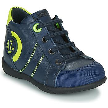 Topánky Chlapci Polokozačky Little Mary FELIX Námornícka modrá