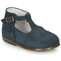 Topánky Deti Sandále Little Mary FRANCOIS Námornícka modrá