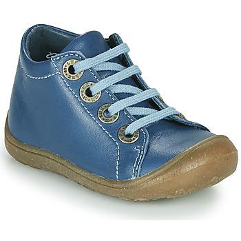 Topánky Deti Členkové tenisky Little Mary GOOD ! Modrá