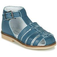 Topánky Deti Sandále Little Mary JOYEUX Modrá