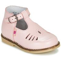 Topánky Deti Sandále Little Mary SURPRISE Ružová