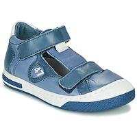 Topánky Chlapci Nízke tenisky Little Mary LORENZO Modrá