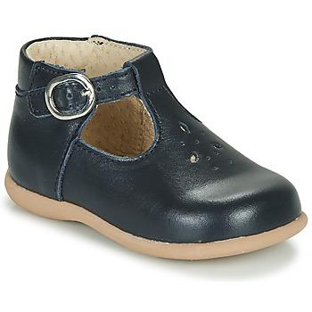 Topánky Deti Sandále Little Mary LOUP Námornícka modrá