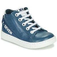 Topánky Chlapci Členkové tenisky Little Mary LUCKY Modrá