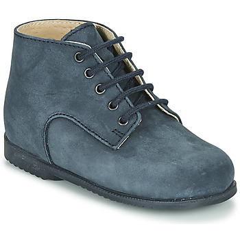 Topánky Chlapci Polokozačky Little Mary MILOT Modrá