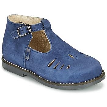 Topánky Deti Sandále Little Mary SURPRISE Modrá