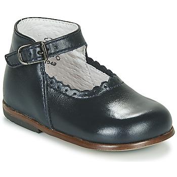 Topánky Dievčatá Sandále Little Mary VOCALISE Námornícka modrá