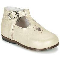 Topánky Dievčatá Sandále Little Mary NANNY SP Zlatá