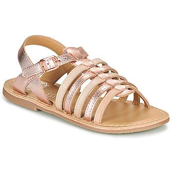 Topánky Dievčatá Sandále Little Mary BARBADE Ružová