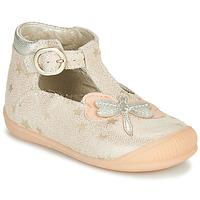 Topánky Dievčatá Sandále Little Mary GLYCINE Svetlá telová