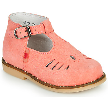 Topánky Dievčatá Sandále Little Mary SURPRISE Ružová