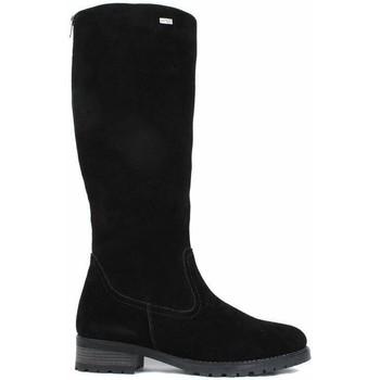 Topánky Ženy Čižmy do mesta Remonte Dorndorf Samtcalf Black Boots Black