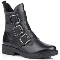 Topánky Ženy Čižmičky Remonte Dorndorf Cristallino Eagle Ankle Boots Black