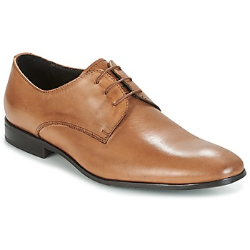 Topánky Muži Derbie Carlington MOMENTA Hnedá