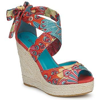 Topánky Ženy Sandále Moony Mood FIRNIL Viacfarebná