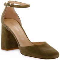 Topánky Ženy Lodičky Priv Lab KAKY CAMOSCIO Verde