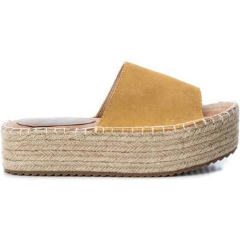 Topánky Ženy Šľapky Xti 49133 PANAMA Mostaza