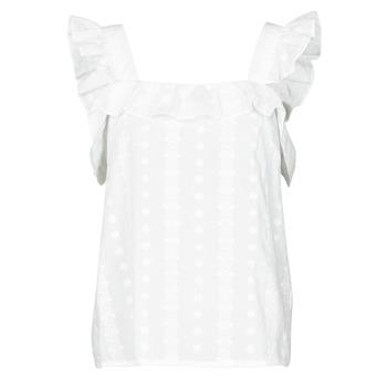Oblečenie Ženy Blúzky Betty London OOPSA Biela