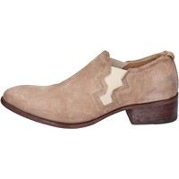 Topánky Ženy Richelieu Moma BK166 Béžová