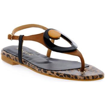 Topánky Ženy Sandále Priv Lab MOSAIC MORO ALLURE Marrone