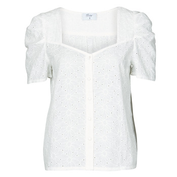 Oblečenie Ženy Blúzky Betty London OOPSO Biela