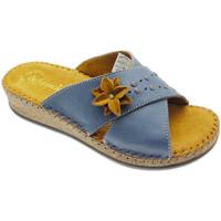Topánky Ženy Šľapky De Fonseca DEFONEULALIAblu blu