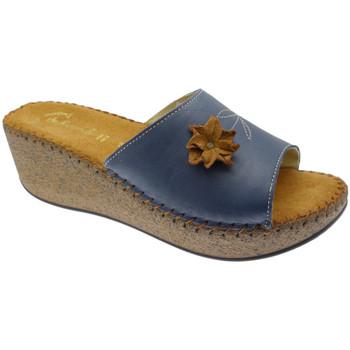 Topánky Ženy Šľapky De Fonseca DEFONDEVOTAblu blu