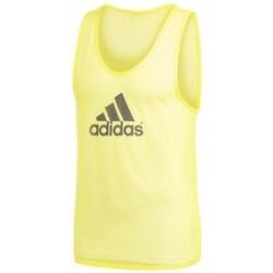 Oblečenie Muži Tričká s krátkym rukávom adidas Originals Bib 14 Žltá