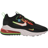 Topánky Muži Fitness Nike AIR MAX 270 REACT black-white-green