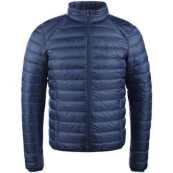 Oblečenie Muži Vyteplené bundy JOTT Mat ml  basique Modrá
