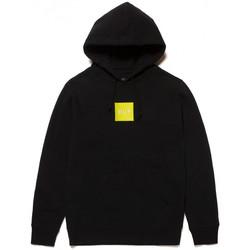 Oblečenie Muži Mikiny Huf Sweat hood box logo Čierna