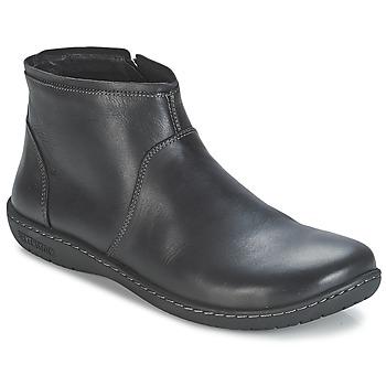 Topánky Ženy Polokozačky Birkenstock BENNINGTON Čierna