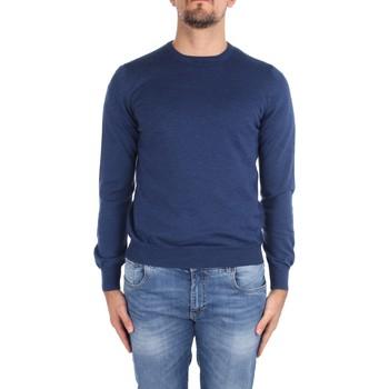 Oblečenie Muži Svetre La Fileria 14290 55167 Blue
