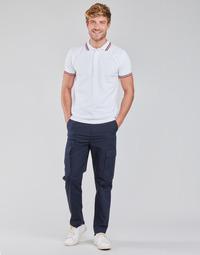 Oblečenie Muži Nohavice Cargo Aigle BESTICOL Námornícka modrá