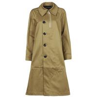 Oblečenie Ženy Kabátiky Trenchcoat G-Star Raw TRENCH WMN Béžová