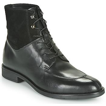 Topánky Muži Polokozačky André PARAHIGH Čierna