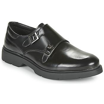 Topánky Muži Derbie André TWINBELL Čierna