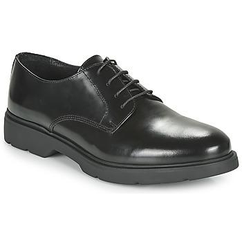 Topánky Muži Derbie André ROCKBELL Čierna