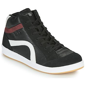 Topánky Muži Členkové tenisky André HIGHTECH Čierna