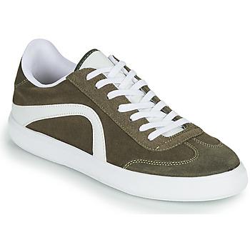 Topánky Muži Nízke tenisky André POLO 2 Kaki